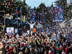 Градът на Мата Хари е Европейската столица на културата 2018