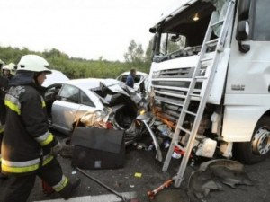 Пловдивчанка уби двама англичани с камиона си
