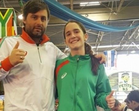 Пловдивска надежда в тениса стигна полуфинал на най-силния турнир