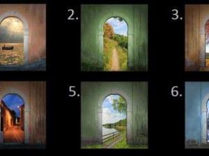 Изберете път и вижте какво разкрива този избор за вас