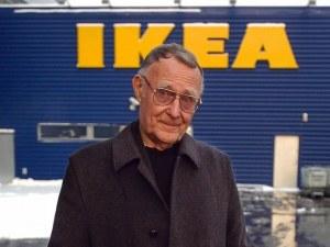 Почина мултимилиардерът основател на ИКЕА