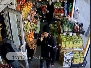 Познавате ли този мъж? Камера го хвана да краде от магазин в Пловдив ВИДЕО