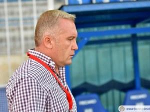Треньорът на Ботев доволен от младите