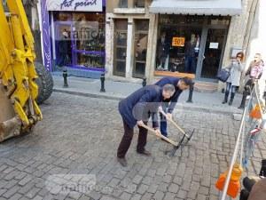 Затварят улица в центъра на Пловдив за два месеца