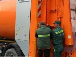 Двама работници са в болница – паднали от камион за смет край Асеновград
