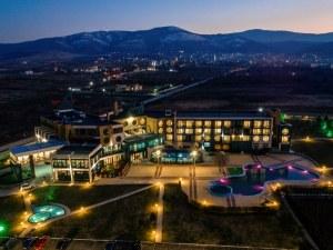 Луксозен хотел отвори врати на 2 километра от Пловдив ВИДЕО