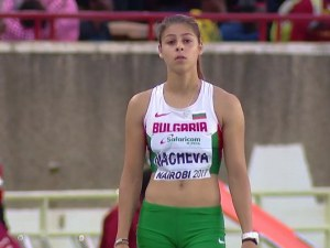 Пловдивчанка стана №1 в света след национален рекорд