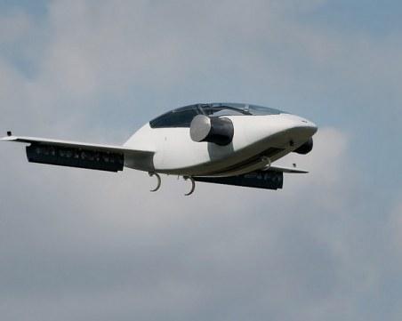Технологичен пробив! Летящо безпилотно такси премина успешен курс във въздуха