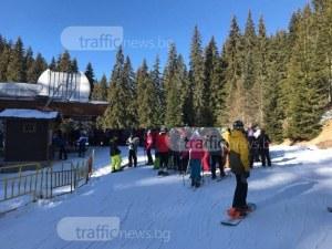 Удареното дете от сноубордист в Пампорово е в кома, транспортират го в Пловдив