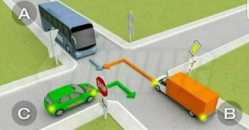 """Нова ситуация """"кой е с предимство"""" изпокара шофьорите"""