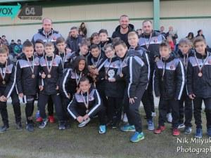 Децата на Локо с бронзови медали от турнир в Сандански