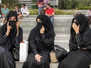 Дания предложи забрана за носене на бурки