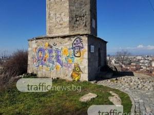 Шедьовър на 5 века и... нрави от 21-ви век! А Градското сърце на Пловдив продължава да бие СНИМКИ