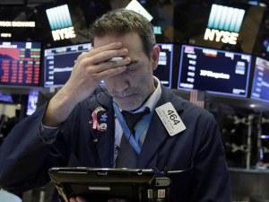 Пореден срив на Уолстрийт! Задава ли се нова финансова криза?