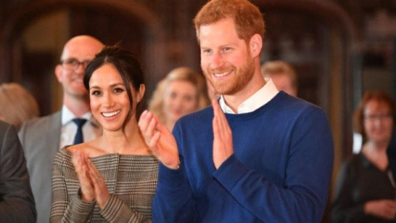 Стана ясно как ще протече сватбата на Хари и Меган! СНИМКИ