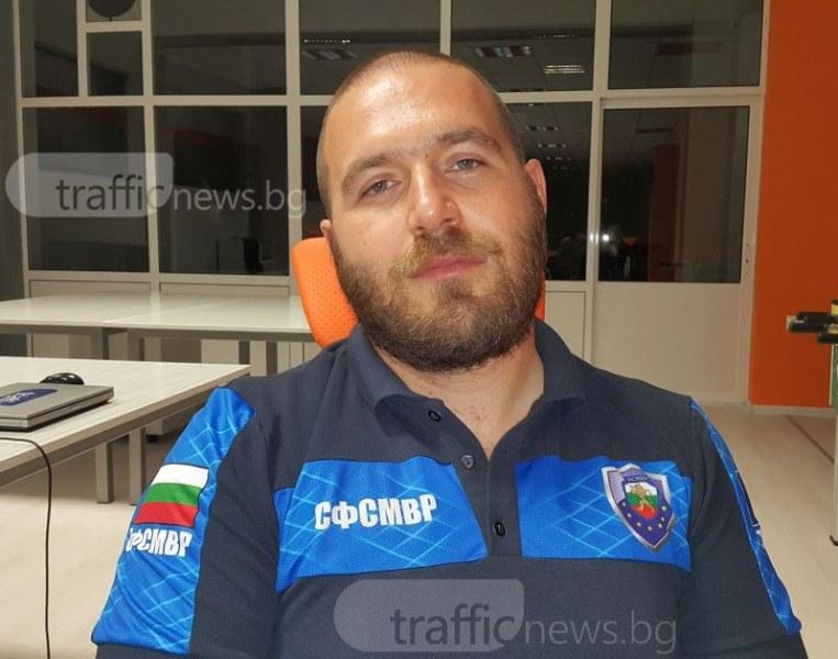 Италианец търси помощ в полицията в Пловдив, твърди че е бил дрогиран и държан в плен