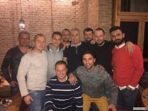 Треньор на Локо се срещна със Стоичков в Барселона СНИМКИ