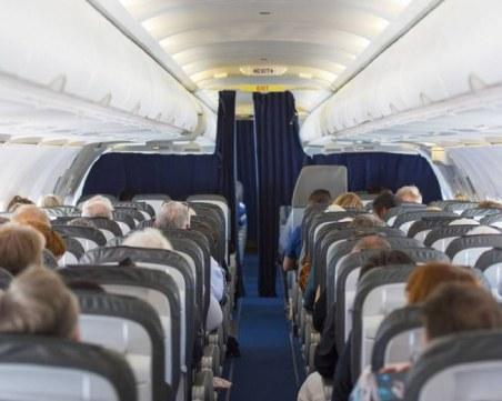 Пускат безжичен интернет в самолетите над цяла Европа