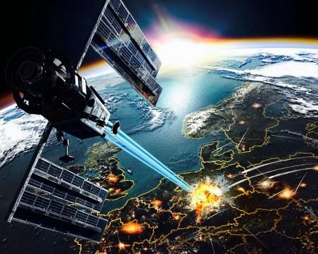 Русия и Китай разработват космически оръжия