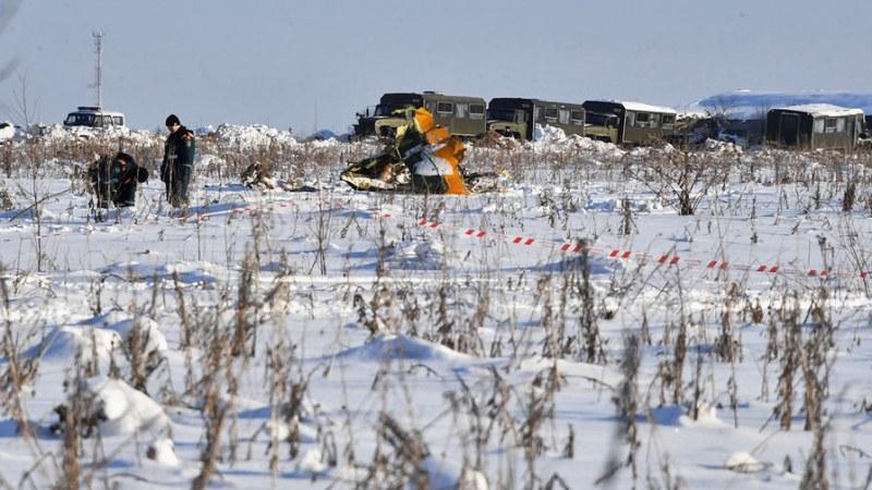 Нови разкрития около трагедията с руския пътнически самолет