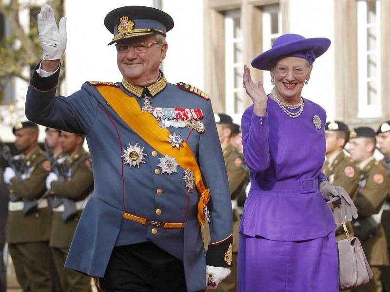 Почина голямата любов на датската кралица - принц Хенрик