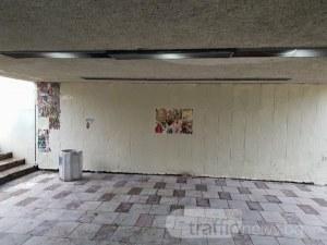 Ето какво изкуство замазваме в Пловдив: Фрагменти от паното на Пиронков вече се виждат ВИДЕО и СНИМКИ