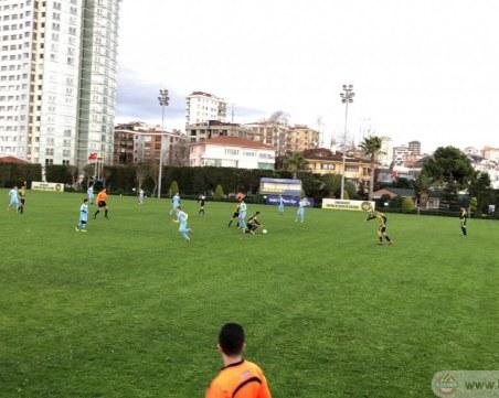 Юношите на Ботев с престижна победа срещу турски гранд