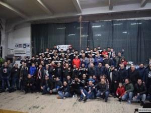Вижте как премина срещата между фенове и футболисти на Локо ВИДЕО