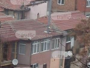 """Вградените стълбове в пловдивските гета е обичайно """"обзавеждане"""", започва масово бутане на къщи"""