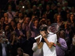 Федерер не остави шанс на Григор в Ротердам