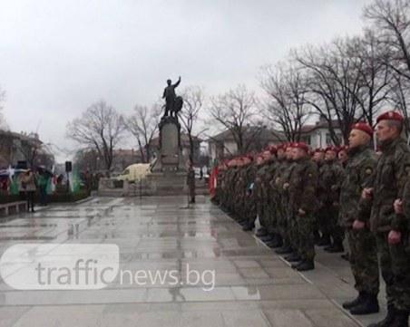 Стотици карловци почетоха паметта на Васил Левски ВИДЕО+СНИМКИ