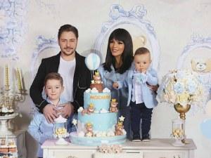 Галена и Галин с приказно парти за 1-вия рожден ден на сина си СНИМКИ