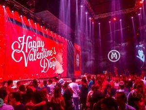 Megami Club Plovdiv предложи красиви и романтични партита в седмицата на любовта