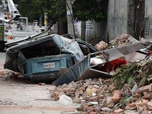 Ново силно земетресение разтърси Мексико