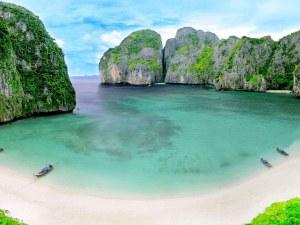 Тайланд затваря един от най-красивите си плажове