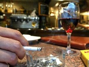 Затварят заведения при системни нарушения на забраната за пушене