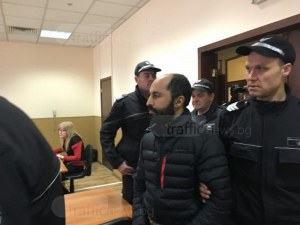 Пловдивският съд остави в ареста лидера от ИДИЛ, вербувал бойци и ги обучавал ВИДЕО