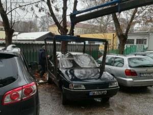 Разчистиха Кършияка от стари коли СНИМКИ