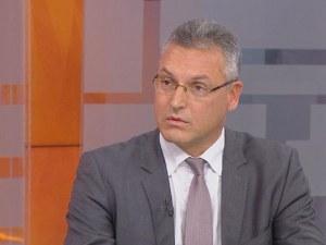 Гласуват оставката на Валери Жаблянов като зам.-председател на парламента