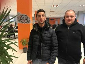 Пловдивчани оцеляха по чудо на магистралата Тракия ВИДЕО