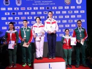 Сребро и бронз от Европейското и олимпийска квота за стрелците на Тракия