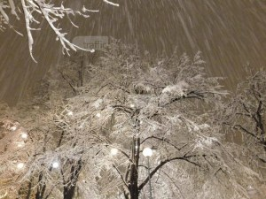 Дъждът в Пловдив спира, подготвяме се за обилни снеговалежи!