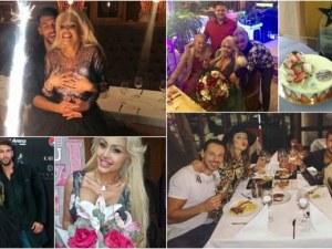 Джулиана Гани блесна на рождения си ден! Затрупаха я с подаръци и цветя СНИМКИ