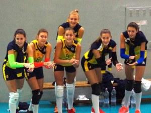 И 17-годишните на Марица в Топ 16 на първенството