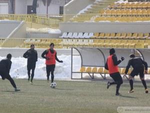 Жоао Паоло започна тренировки с Ботев