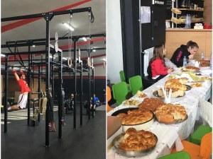 Членовете на клуб  РowerFit Пловдив готвят и спортуват благотворително за болния Сами