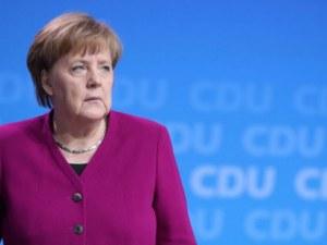 Германският президент предлага Ангела Меркел за четвърти мандат