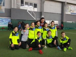 ФК ЕНКО спечели турнира при 12-годишните