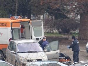 Окриха труп на мъж в автомобил на паркинг