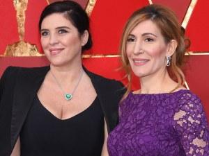 """Министър Николина Ангелкова - сред най-добре облечените дами на """"Оскар""""-ите"""